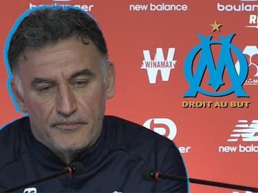 """OM : Galtier n'a """"pas l'obsession de devenir un jour l'entraîneur"""""""