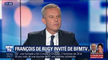 L'intégralité de l'interview de François de Rugy face à Apolline de Malherbe