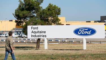 L'usine Ford de Blanquefort (Gironde) est spécialisée dans la production de boîtes de vitesse. (image d'illustration)