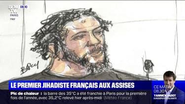 Le premier jour du procès du jihadiste français Tyler Vilus