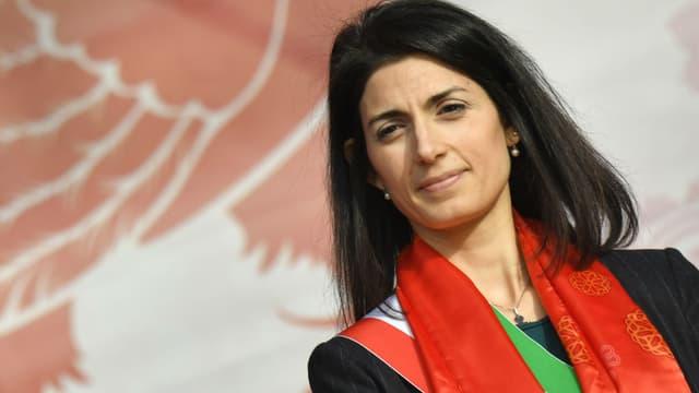 La maire de Rome le 28 janvier 2017