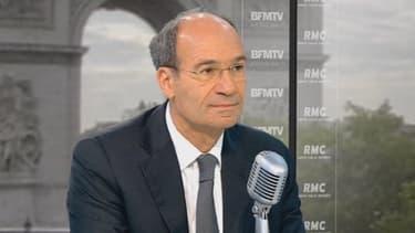 Eric Woerth, ancien ministre UMP du Budget