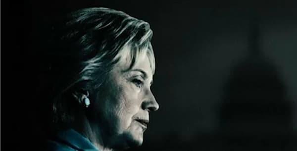 Capture d'écran du premier clip de campagne de Donald Trump