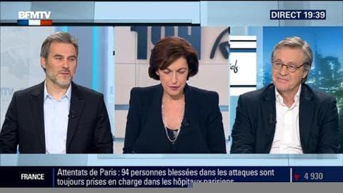 Vincent Cespedesface à Yves Roucaute: Comment resister face à la terreur ?