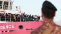 MSF suspend les activités de son navire Le Prudence