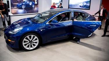Tesla assure pouvoir livrer ses Model 3 avant la fin de l'année aux États-Unis.