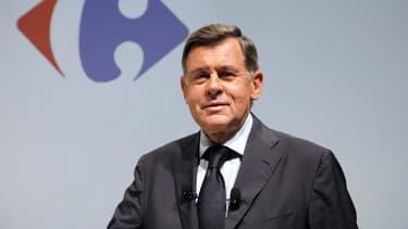 """Georges Plassat estime que son groupe doit continuer d'investir malgré une conjoncture """"âpre"""""""