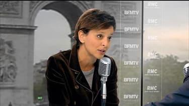 """Vallaud-Belkacem estime qu'on a """"trop parlé"""" des frondeurs"""