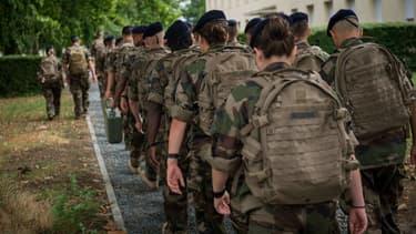 Soldats de l'armée française
