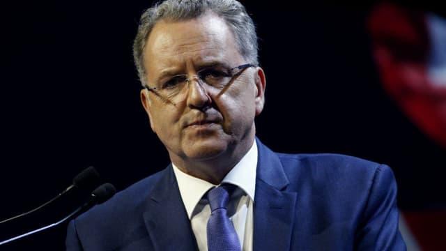 Richard Ferran, chef de file des députés LREM visé par une enquête.