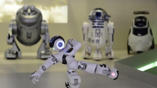 Les Français se réjouissent des futurs services que leur apporteront leurs robots