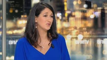 Zineb El Rhazoui reçue par Nathalie Levy dans News et compagnie le 5 janvier 2015.