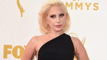 Lady Gaga, le 20 septembre 2015