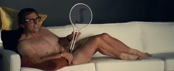Steve Carell dans Battle of the Sexes