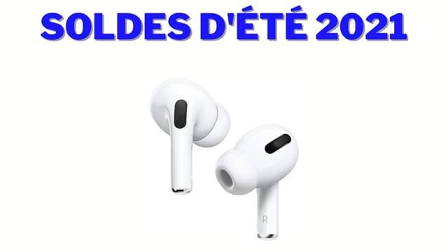AirPods Pro : profitez de la remise de 79 euros sur les écouteurs Apple chez Cdiscount