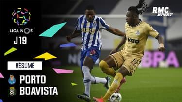 Résumé : Porto 2–2 Boavista – Liga portugaise (J19)