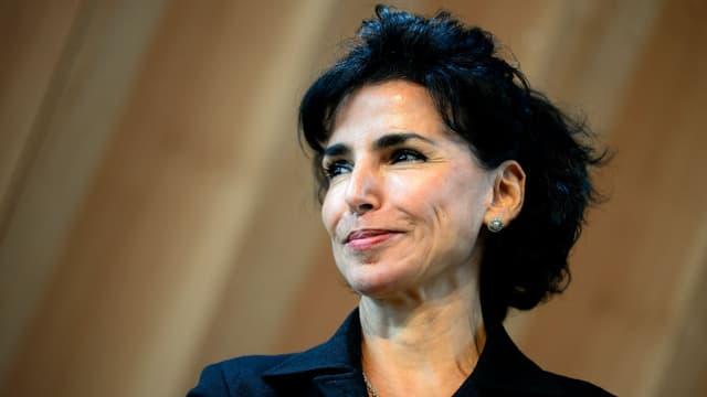 Rachida Dati le 6 octobre 2014 à Paris.