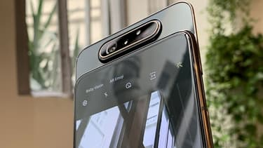 Le Samsung Galaxy A80