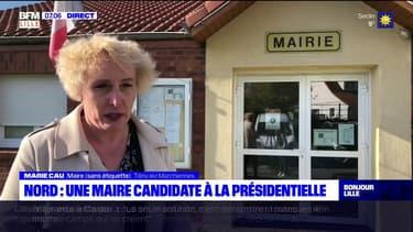Nord: une maire candidate à la présidentielle