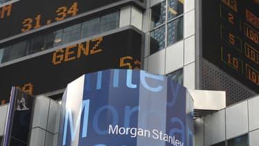 L'amende de 400 millions de dollars à laquelle est exposée Morgan Stanley pourrait être une des plus importantes jamais payée par une banque d'affaires dans un dossier d'abus de confiance.