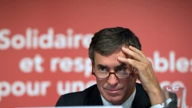 Jérôme Cahuzac s'est montré ferme face aux buralistes en colère.