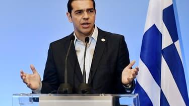 Le gouvernement grec d'Alexis Tsipras prévoit une croissance de 2,4% l'an prochain.