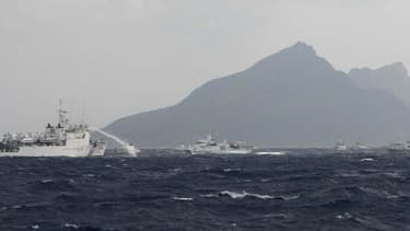 Le conflit territorial entre la Chine et le Japon continue à créer des tensions