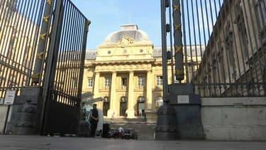 Palais de justice de Paris. (Photo d'illustration)