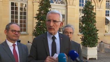 Guillaume Pepy, le PDG de la SNCF s'est exprimé à la sortie de son entretien avec Edouard Philippe.