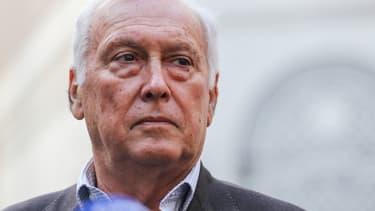 Jean-François Delfraissy, président du Conseil scientifique, le 13 mars 2020.