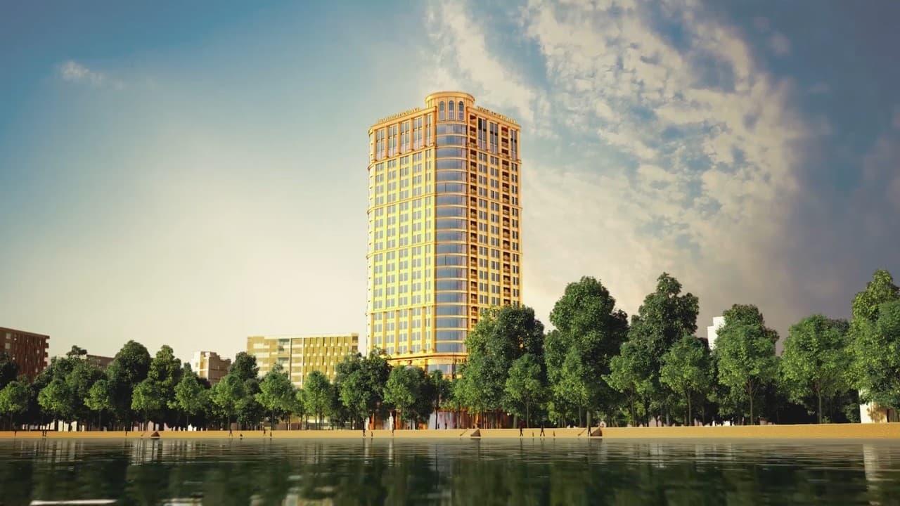 Découvrez le premier hôtel en or au monde