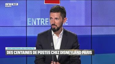 L'entreprise qui recrute: Des centaines de postes chez Disneyland Paris - 16/10