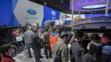 54% des SUV vendus en Chine l'année dernière ont été produits par des marques occidentales.