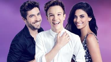 """Agustin Galiana, Lenni-Kim et Tatiana Silva sont les trois finalistes de la saison 8 de """"Danse avec les stars"""""""