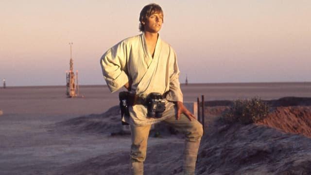 Mark Hamill dans Star Wars