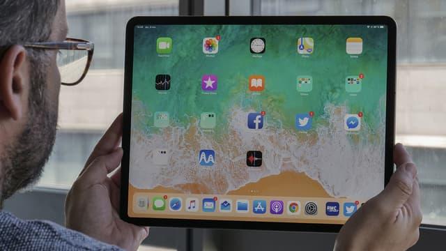 L'iPad Pro 2018 d'Apple