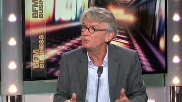 Jean-Claude Mailly était l'invité de BFM Business ce 3 septembre.