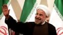 Hassan Rohani s'est exprimé lundi lors de sa première conférence de presse depuis son élection vendredi dès le premier tour.