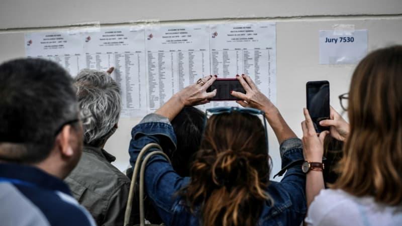 Bac 2020: un taux de réussite de 95,4% dans l'académie de Lille