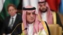 Le ministre des Affaires étrangères saoudien Adel al-Jubeir, le 17 avril 2018 à Riyad.