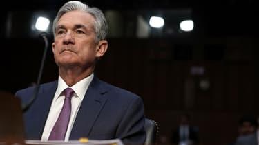 Jerome Powell président de la Fed