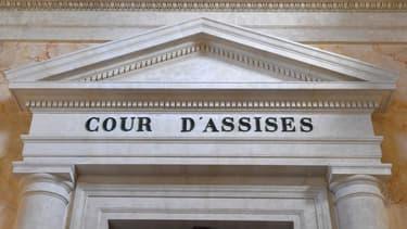 La cour d'assises du tribunal de Montpellier.