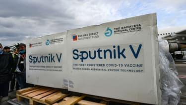 L'Allemagne envisage de précommander 30 millions de doses du vaccin Spoutnik V (photo d'illustration)