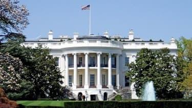 La Maison Blanche, à Washington