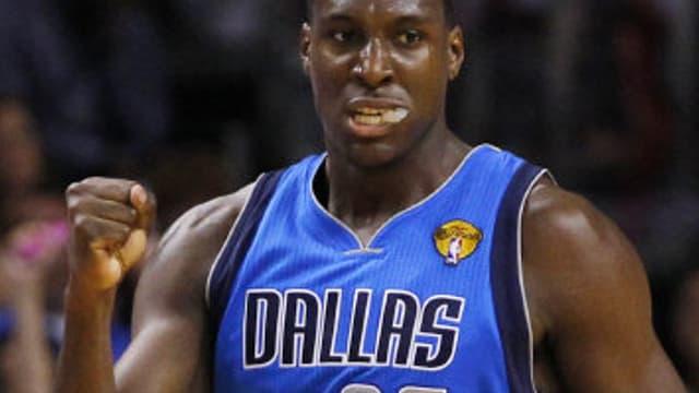 Ian Mahinmi est champion NBA avec les Mavs de Dallas