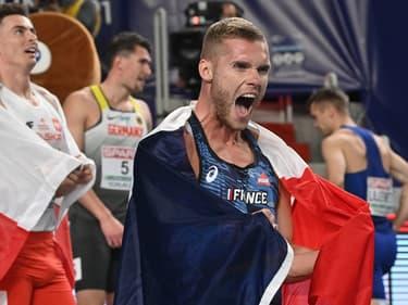 Kevin Mayer champion d'Europe du heptathlon