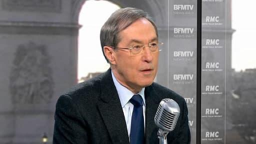 Claude Guéant vendredi matin sur BFMTV