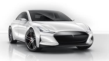 Alors que Tesla se démène pour vendre ses voitures en Chine, l'Américain inspire des constructeurs locaux qui font presque aussi bien, pour deux à trois fois moins cher.