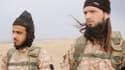 Image extraite d'une vidéo de propagande montrant Maxime Hauchard, jihadiste français formellement identifié, à la différence de Mickaël Dos Santos pour lequel des doutes subsistent. Le 17 novembre 2014.