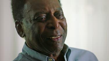 Image de Pelé non datée issue du documentaire et rendue possible par le service de communication de Netflix le 13 janvier 2021
